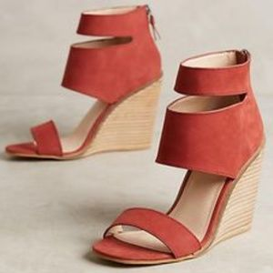 Kelsi Dagger Brooklyn Mackie (KDB) Wedge Sandals